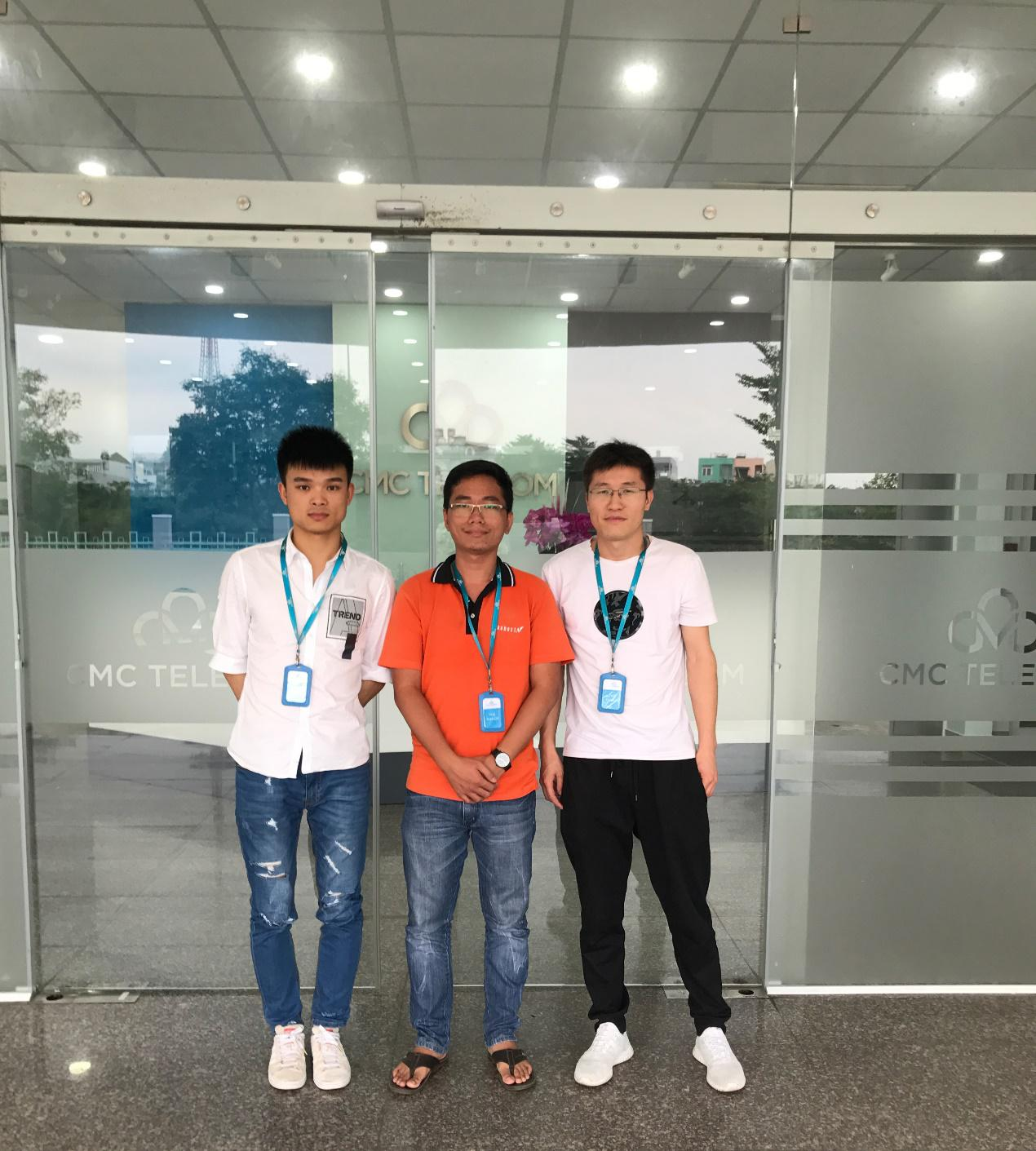 2018年越南CMC机房考察-天下数据