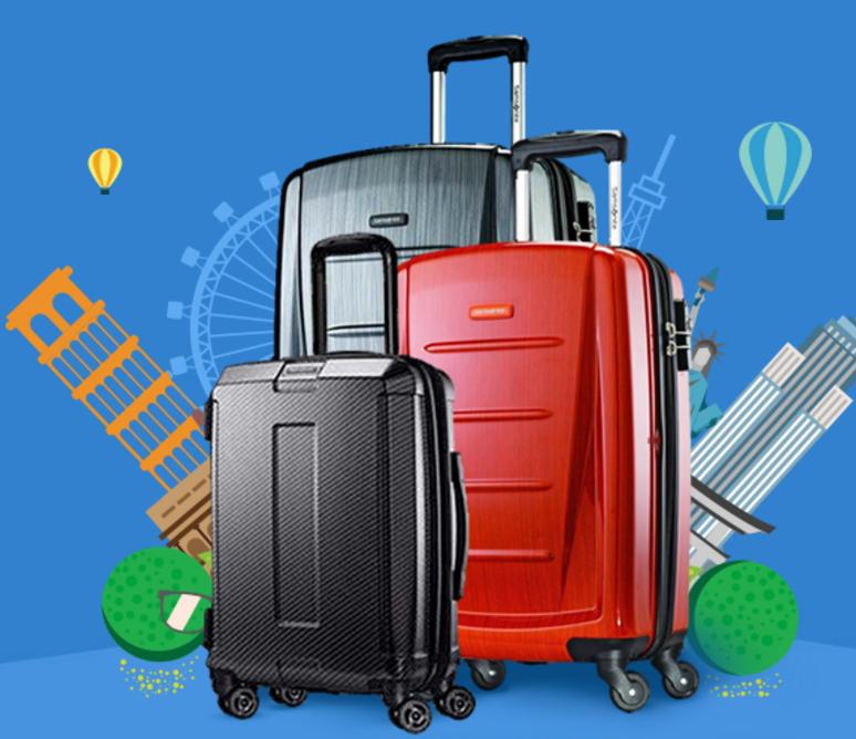 五一旅行季,天下数据免费送新秀丽拉杆箱,为您的旅行添彩!