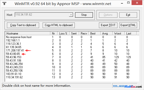 chinanet POP以及纯CN2、半程CN2的区别