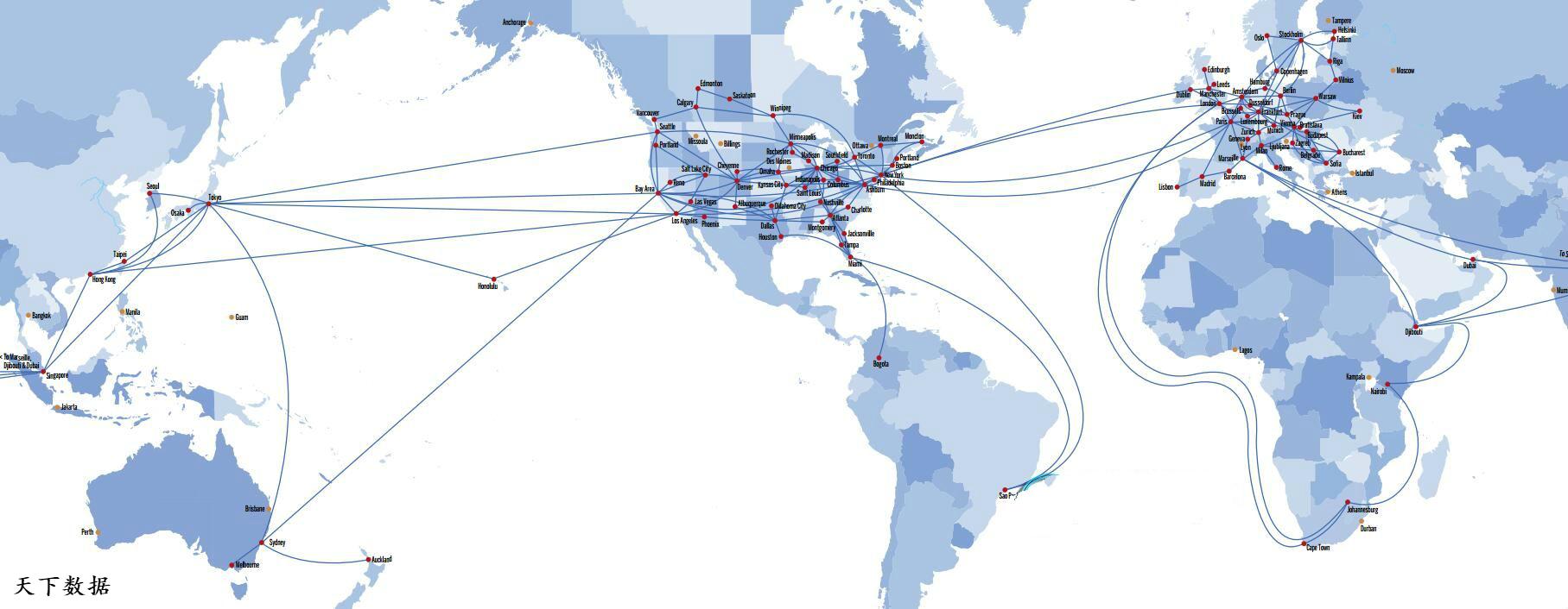 租用海外VPS云服务器线路的选择很重要