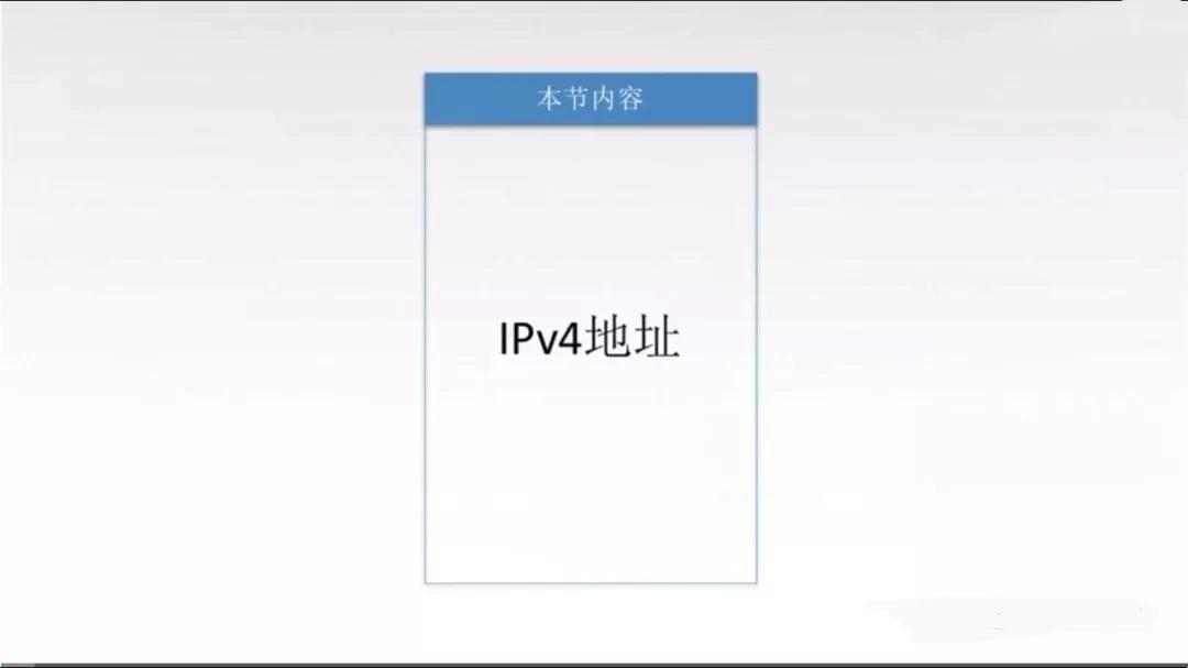 网络层-IPV4分类地址及NAT技术