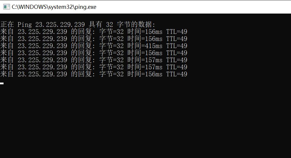都说美国服务器速度慢?如何测试美国服务器访问速度
