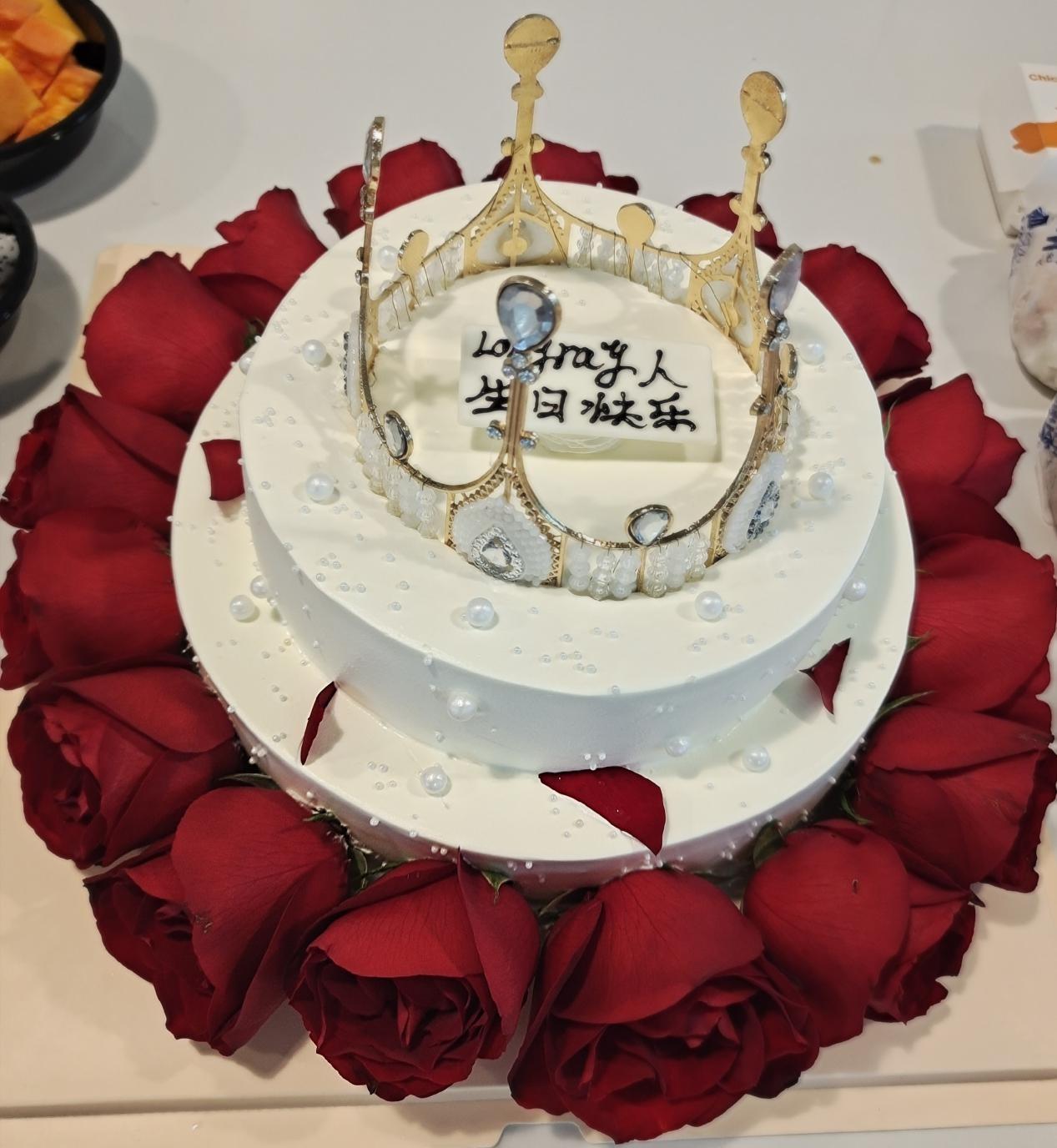 朗玥科技11月员工生日会