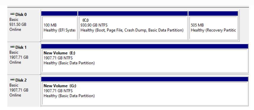 奇亚Chia挖矿硬盘配置软件RAID教程方法